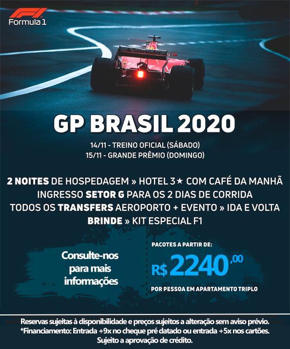 GP BRASIL 2020 | F1 - SÃO PAULO